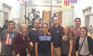 Doyle Group trip to NYC Metropolitan Museum of Art